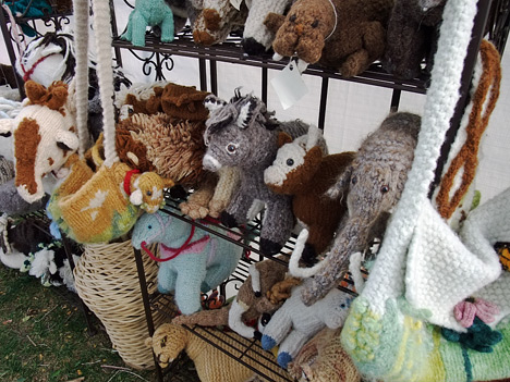 KnittedAnimals